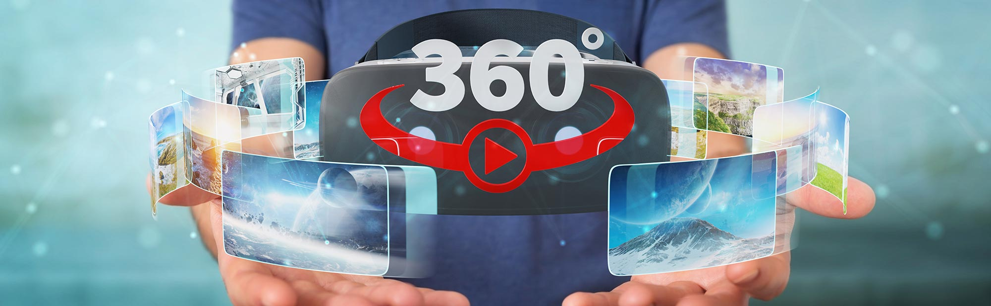 virtual tour 360 foto sferiche